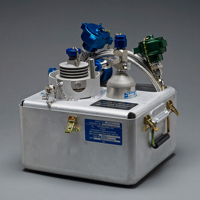 cryogenic sampler FCS 3001