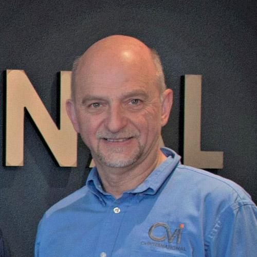 Bogdan Moyseowicz VP Quality
